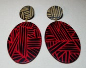 Adeyole Wooden Earings