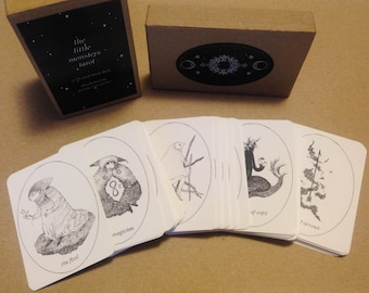 The Little Monsters Tarot and Guidebook