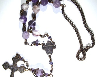 Our Lady of Mount Carmel Car Rosary