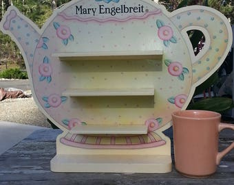 Vintage Mary Engelbreit Display Shelf