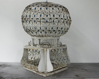 French Bird Cage for Home Decor...Lovely.