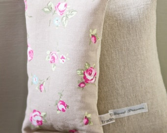 Lavender Sleep Pillow - Rose Bud
