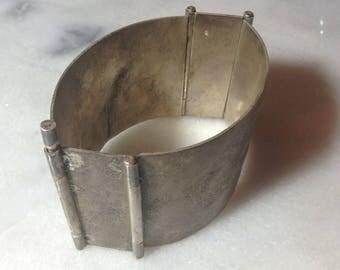 bracelet, silver bracelet, cuff,boho bracelet,pirate style, handmade brace sVintagtyleelet,