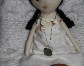Rag Doll Handmade OOAK