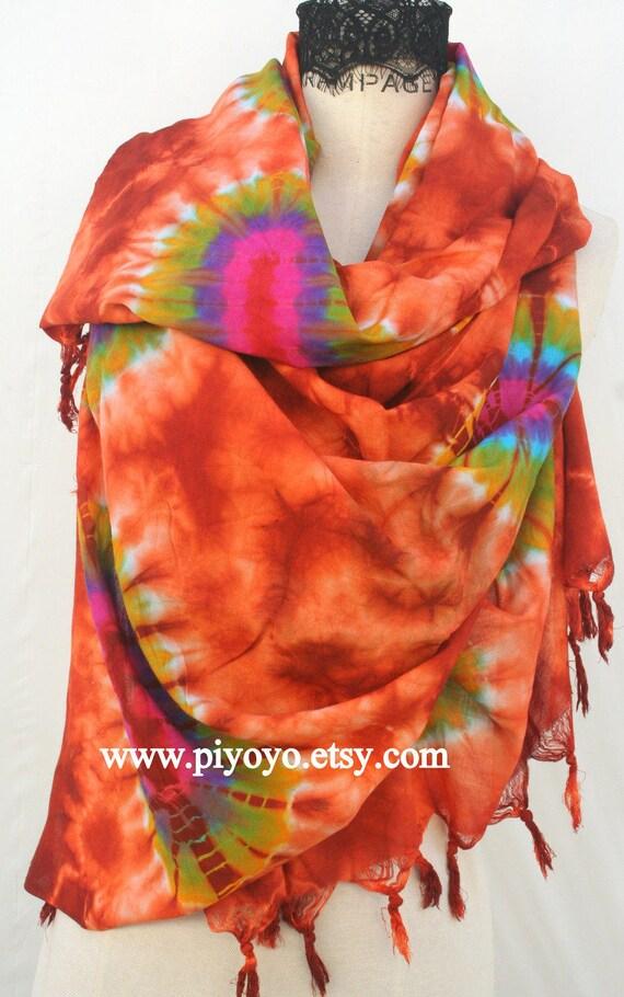 tye dye tie die infinity scarves scarf scarfs best selling