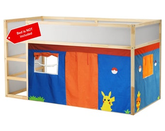 Pokemon inspired theme playhouse