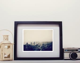 peak district photograph, photo print, landscape, whimsical fine art photography, B&W photo, british landscapes, black and white, art print