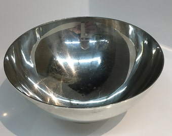 Mid Century Tiffany & Co Sterling Silver Bowl
