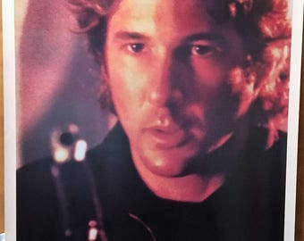 Movie poster, No Mercy with Richard Gere
