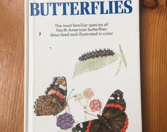 Instant Guide to Butterflies - 1980s