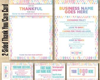 LuLa Marketing Bundle, LLR Marketing Kit, Home Office Approved, HO approved colors, LuLa Marketing Roe, LLR Marketing