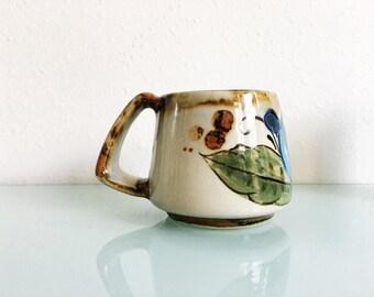 Vintage Ken Edwards Mexican Ceramic Mug