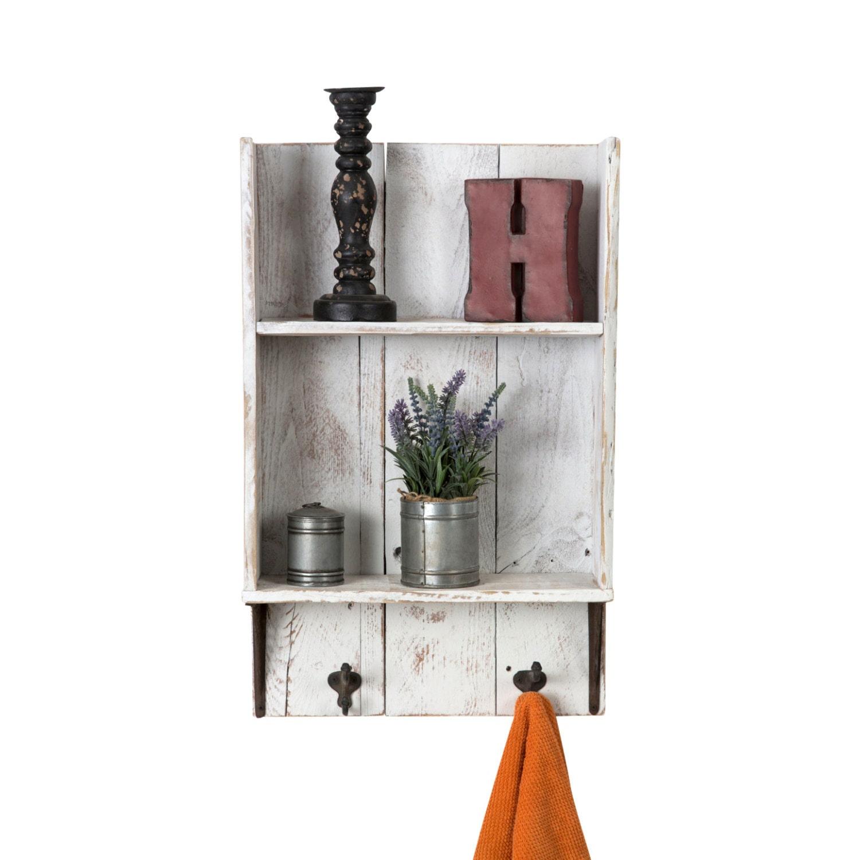 Reclaimed wood bathroom shelf. Wood bathroom shelf   Etsy