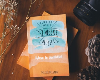 Notebook 52 WEEKS PROJECT | A guide for creative people