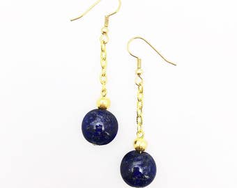 SALE! Galaxy Droplet Earrings