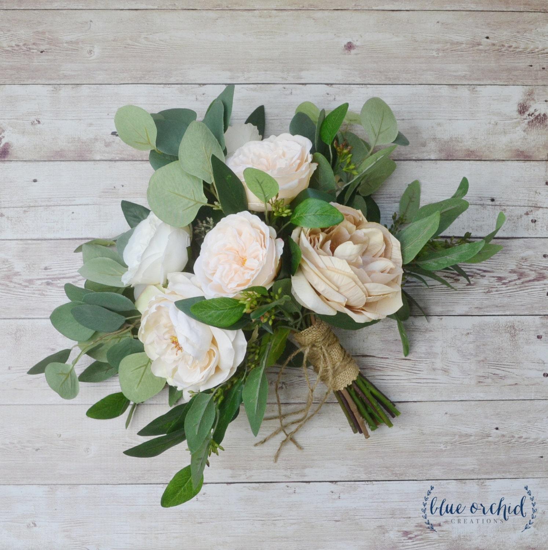 Unique Rustic Flower Bouquets – Wedding