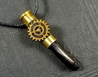 Trailer, cartridge, rifle, gun, steampunk, gear