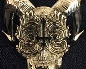 Ramon MaidenLimited edition big pin/brooch