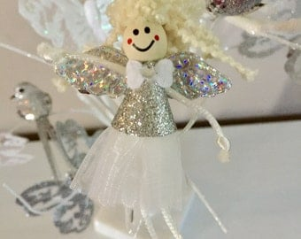 Cute Fairy Hair clip