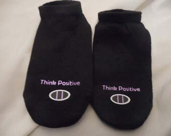 Think Positive Fertility Socks