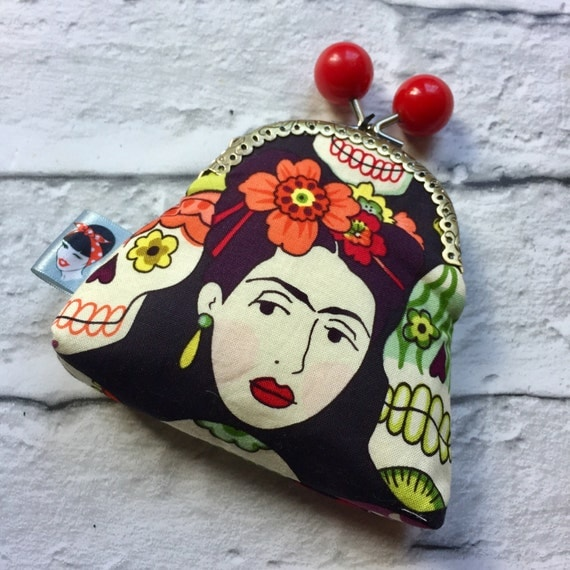 Frida kahlo Coin Purse