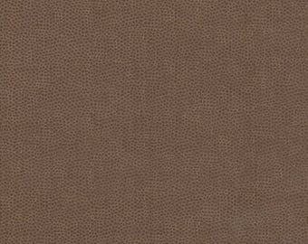 Sprinkles in Dark Tan, Kathy Brown Teacher's Pet for Red Rooster Fabrics, 100% Cotton