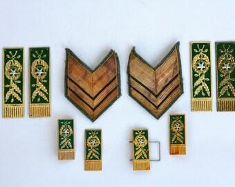 Italian decorative insignia