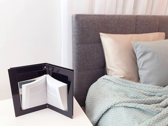 Frame book holder