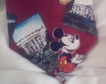 Disney Mickey unlimited necktie