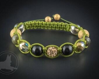 Shambhala Bracelet, Marvel, Loki, Character Bracelet