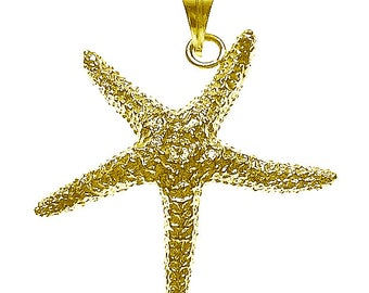 Star Fish Charm Pendant