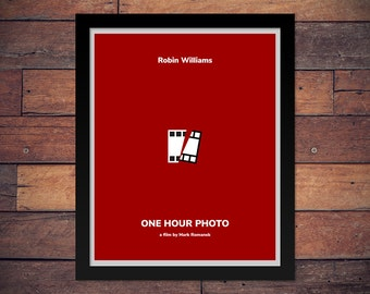 One Hour Photo - Minimal Movie Poster