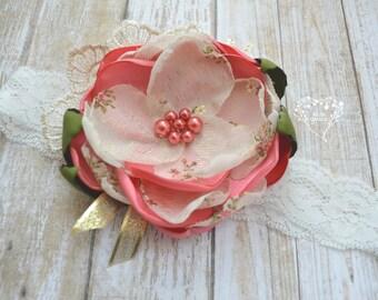 Coraline Bloom Headband