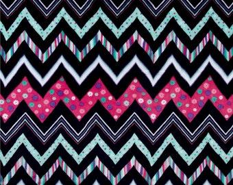 Shannon Fabrics Cuddle Zig Zag Minky BTY