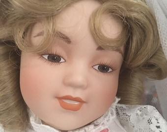 "Art Doll ""Playing Bride"" by Maud Humphrey Bogart"