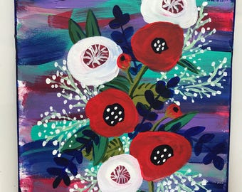 Scandinavian florals 2