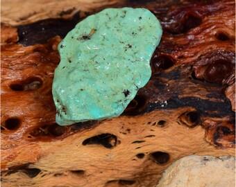 58.1 Carats Turquoise Nugget NATURAL Hard Cripple Creek Colorado #TCC29