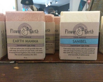 Sea Salt Spa Bars: Sanibel and Earth Mamma