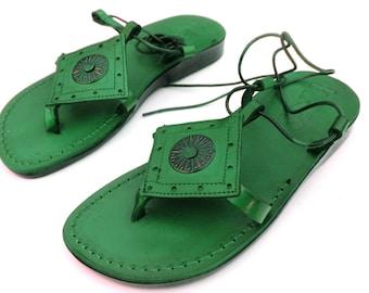 Leather Sandals, Leather Sandals Women, Sandals, Women's Shoes, INCA, Flip Flops, Biblical Sandals, Jesus Sandals