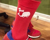 Whale Socks!