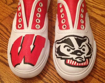 University of Wisconsin Shoes