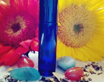 Tension Relief Essential Oil Blend