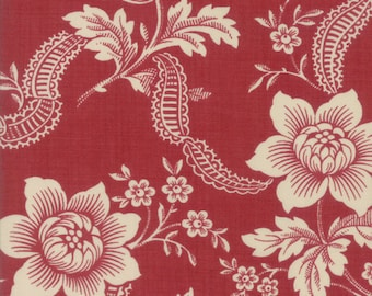 Pondicherry by French General for Moda, Red