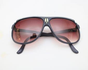 "Rare 90's Vintage ""TURNER"" Deadstock Large Aviator Sunglasses"