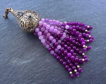 Resultado de imagen para turkish purple jade jewelry