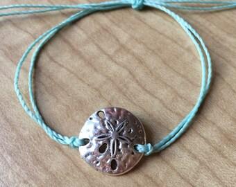 Custom Waterproof Silver Friendship Bracelet - Customizable