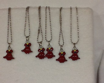 Ball Chain Character Neckalces Sets of 6