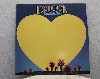 "Dr. Hook - ""Greatest Hits"" vinyl record"