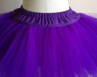 Adult Purple TuTu Red Tutu Pink  Tutu green Tutu