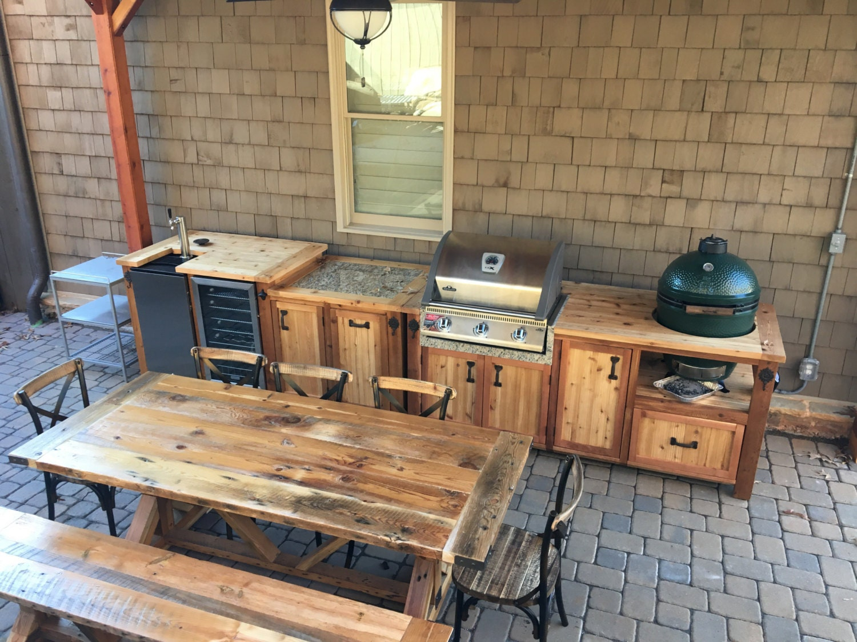 Kitchen Island Kegerator outdoor kitchen with kegerator ~ tboots